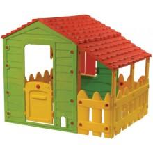 BUDDY TOYS BOT 1130 Domeček FARM s verandou 57000328