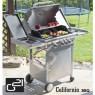 Gril G21 California BBQ Premium line, 4 hořáky