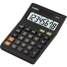CASIO MS 8 B S (TAX+EXCHANGE) Kalkulačka 45010142