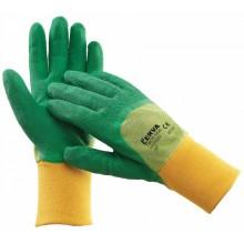 ČERVA TWITE KIDS Ochranné rukavice latex, vel. 5