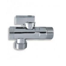 """NOVASERVIS rohový ventil s filtrem a krytkou 1/2""""x3/8"""" CF3001/10"""