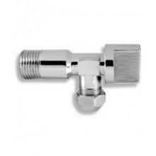 "NOVASERVIS rohový ventil bez filtru s krytkou 1/2""x1/2"" CF3003/15"