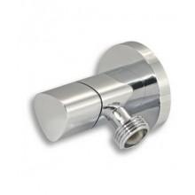 """NOVASERVIS luxusní rohový vřetenový ventil Triangl 1/2"""" x 3/8"""" CF3005/10"""
