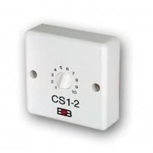 ELEKTROBOCK časový spínač na omítku CS1-2