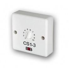 ELEKTROBOCK časový spínač na omítku CS1-3