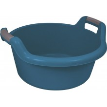 CURVER umyvadlo s držadly 27 l modré 03306-134