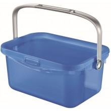 CURVER MULTIBOX 3L 26x18x11cm transparentní modrý 00363-084