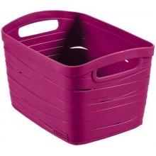 CURVER RIBBON S úložný box 18 x 26 x 21 cm, 8 l fialový 00718-437