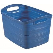 CURVER RIBBON L úložný box 24 x 38 x 29 cm, 20l modrý 00719-X08