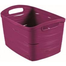CURVER RIBBON L úložný box 24 x 38 x 29 cm, 20 l fialový 00719-437
