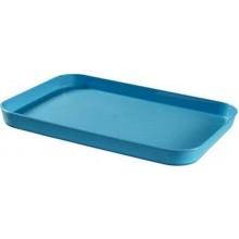 CURVER ESSENTIALS Tác 43 x 31 x 3,5 cm modrý 00738-656