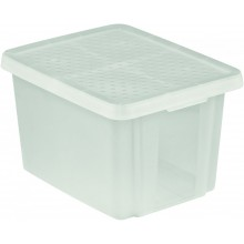 CURVER ESSENTIALS 26L úložný box 34 x 44 x 27 cm transparentní 00755-001