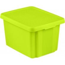 CURVER ESSENTIALS 45L úložný box 40 x 57 x 30 cm zelený 00756-598