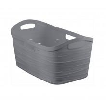CURVER RIBBON koš na prádlo 40 L šedý 00767-T37