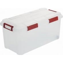 KETER OUTBACK 80L odolný box 79x40x37cm transparentní 01706-A44