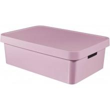 CURVER INFINITY úložný box 30 L 56 x18 x 39 cm růžový 01718-X51