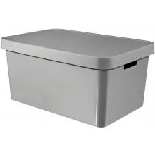 CURVER INFINITY 45L úložný box 56 x 27 x 39 cm šedý 01721-099