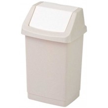 CURVER CLICK IT 25L odpadkový koš 26,5x32,5x50,5cm savana 04044-844