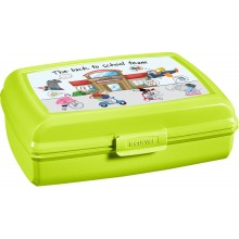 CURVER BACK TO SCHOOL 1,3L box na svačinu 19,5 x 14,3 x 6,5 cm 02274-B83