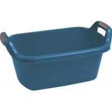 CURVER vanička oválná s uchy 35 l modrá 03315-134