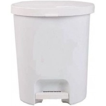 CURVER Odpadkový koš 36 x 36 x 41 cm 25L bílý 03956-026