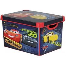 CURVER CARS L 39,5 x 24 x 29,5 cm úložný box 04711-C73