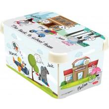 CURVER BACK TO SCHOOL S úložný box 29,4 x 19,3 x 13,8 cm 04710-B82