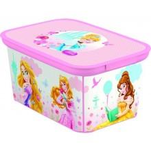 CURVER PRINCESS S Box 14,5 x 20,5 x 29,5 cm růžový 04729-P63