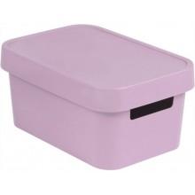 CURVER INFINITY 4,5L úložný box 27 x 12 x 19 cm růžový 04746-X51