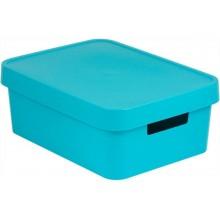 CURVER INFINITY 11L úložný box 36 x 14 x 27 cm modrý 04752-X34