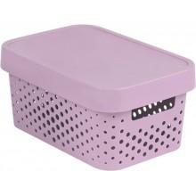 CURVER INFINITY 4,5L úložný box 27 x 12 x 19 cm růžový 04760-X51