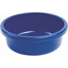 CURVER Umyvadlo kulaté, 45 x 45 x 15.2 cm, 18 l, modré 13305-683