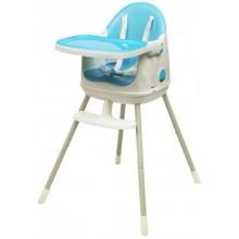 KETER MULTI DINE CHAIR Dětská jídelní židlička 64 x 60 x 90 cm modrá 17202333823