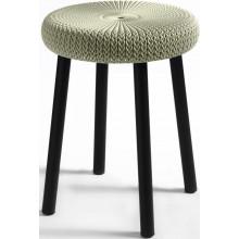 CURVER KNIT stolička plast krémová 09023-X64