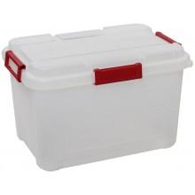 KETER OUTBACK 60L odolný box 59x37x40cm transparentní 01705-A44