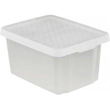 CURVER ESSENTIALS 16L úložný box 39 x 30 x 21 cm transparentní 00753-001