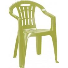 CURVER MALLORCA zahradní židle, 56 x 58 x 79 cm, světle zelená 17180335