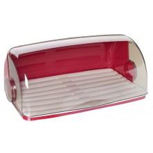 CURVER Box na chléb (chlebník), červená 03515-090