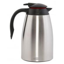 CURVER Nerezová konvice na nápoje 1500ml, Silver H0008-000