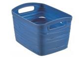 CURVER RIBBON S úložný box 18 x 26 x 21 cm, 8 l modrý 00718-X08