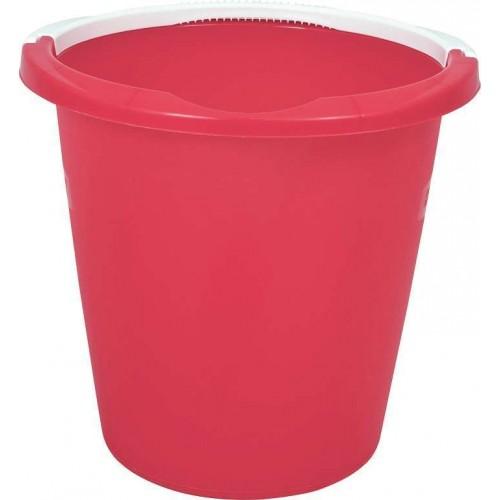 CURVER kbelík 10 l červená 01301-674