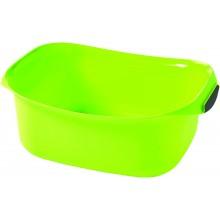CURVER umyvadlo s držadly 8 l, zelená 02336-590