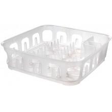 CURVER odkapávač na nádobí Essential, čirý 00742-001
