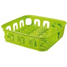 CURVER Odkapávač ESSENTIALS čtverec, zelený, 00742-598
