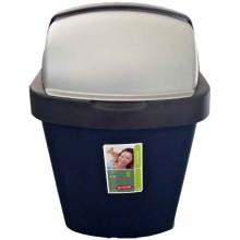CURVER Odpadkový koš ROLL TOP, 34,9 x 29,2 x 56 cm, 25 l, modrý, 03976-266