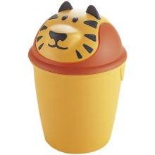 CURVER Odpadkový koš TIGER, 26,5 x 26,5 x 38,5 cm, 10 l, 07123-307
