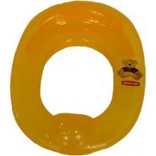 CURVER WC sedátko dětské 8 x 35,5 x 26 cm, oranžové 05878-305
