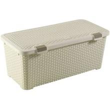 CURVER STYLE 72L úložný box 79 x 40 x 33 cm krémový 00712-885