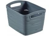 CURVER RIBBON S úložný box 18 x 26 x 21 cm, 8 l šedý 00718-T37