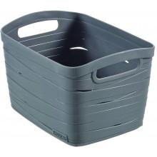 CURVER RIBBON L úložný box 24 x 38 x 29 cm, 20 l šedý 00719-T37